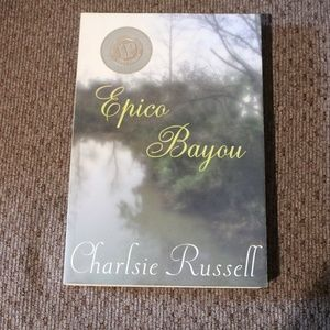 Epico Bayou Charlsie Russell Book